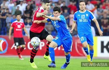 Футболисты туркменского «Алтын Асыра» вышли в плей-офф Кубка АФК 2019