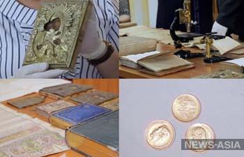 В Узбекистане нашли старинный клад Романовых с книгами и ценностями