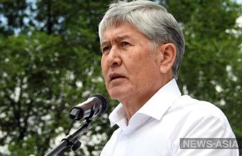 Экс-президент КР Атамбаев потребовал отставки парламента, правительства и руководства ГКНБ