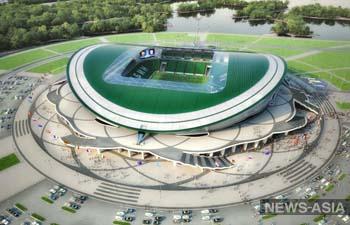 Первые спортивные игры стран СНГ пройдут в Казани в 2020 году
