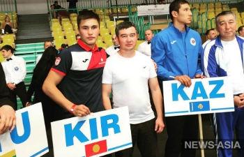 Боксер из Кыргызстана завоевал бронзу на молодежном кубке в Германии