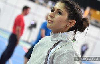 Фехтовальщица из Мексики сменила спортивное гражданство на узбекское
