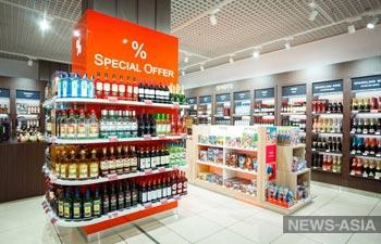 Магазин Duty Free открылся в зоне прилета аэропорта Кольцово