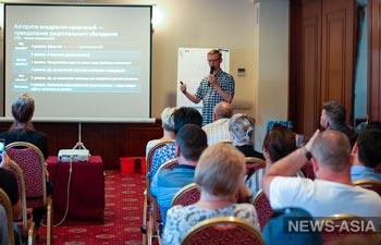 В Бишкеке состоялся мастер-класс по оптимизации производства