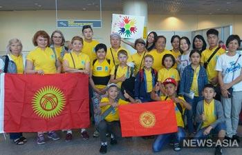 Юные кыргызстанцы, победившие онкологию, завоевали медали Всемирных игр
