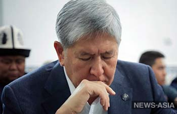 Экс-президент Кыргызстана Атамбаев снова игнорировал вызов на допрос