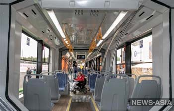 По Екатеринбургу будут курсировать новые трамваи