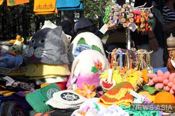 Международный фестиваль ремесел  «Оймо» охватит три города в Кыргызстане