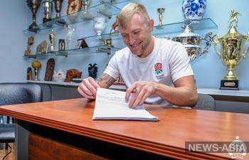 Футболист сборной Кыргызстана Валерий Кичин продолжит карьеру в Белоруссии
