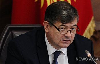 Экс-министр экономики Кыргызстана Олег Панкратов стал советником президента