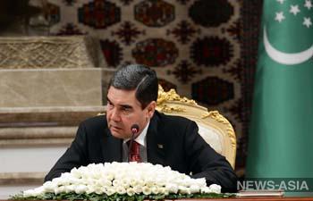 Президента Туркменистана Гурбангулы Бердымухамедова похоронили