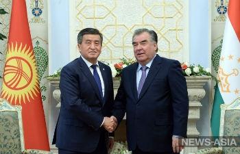 Президенты Таджикистана и Кыргызстана обсудят конфликты на границе