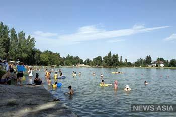 В Кыргызстане отдыхающих учат спасать утопающих