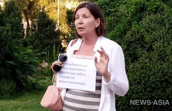 Глава КЦ «Шанс» Елена Ткачева - о том, почему закон о домашнем насилии в КР слаб