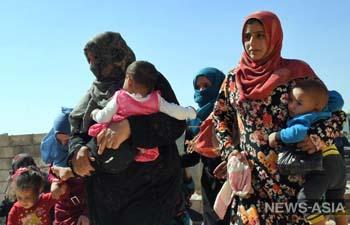 Бизнесмены Кыргызстана оплатят возвращение сограждан из Сирии и Ирака