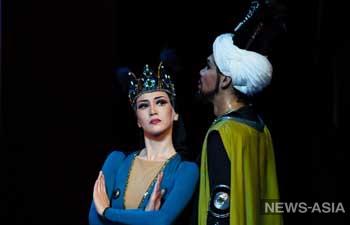 В Узбекистан с гастролями едет театр «Астана Балет»