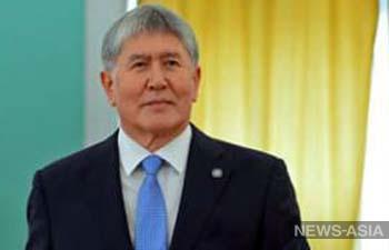 События в Кой-Таше: экс-президент КР Атамбаев сдался властям