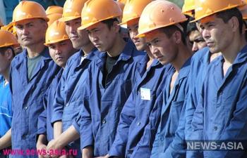 В Россию за полгода въехало более 2 миллионов трудовых мигрантов