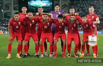 Футболисты Кыргызстана начнут подготовку к отбору Чемпионата мира-2022 в сентябре