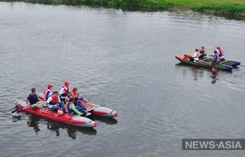 На Урале прошёл фестиваль активного отдыха
