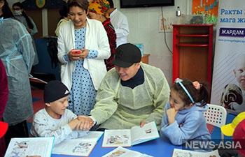 В Кыргызстане появится лекарство для снятия сильной боли у детей с онкозаболеваниями