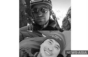 Поиски казахских альпинистов в горах Кыргызстана прекращены