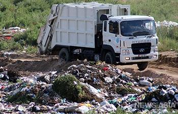 Кыргызстанские экологи предложили делать электроэнергию из мусора