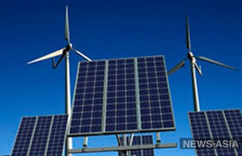 В Казахстане запущена мощная солнечная электростанция