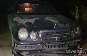 В Бишкеке 18-летний водитель сбил троих человек