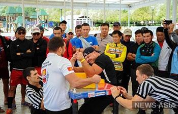 Кыргызстан принимает фестиваль национальных видов спорта и игр стран СНГ