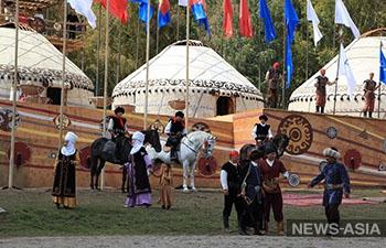 Национальные игры кочевников объединят области и города Кыргызстана