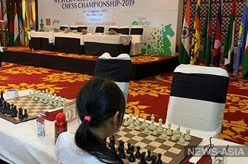 Юная шахматистка из Кыргызстана завоевала бронзу чемпионата Западной Азии