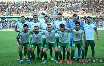 Футболисты Туркменистана уступили Южной Корее в отборе Чемпионата мира 2022