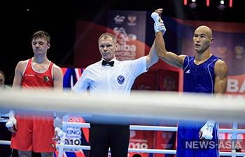 Боксеры из Кыргызстана стартовали с побед на чемпионате мира