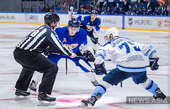 Хоккеисты ташкентского «Хумо» дебютировали в ВХЛ с громкой победы