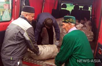В Духовном управлении мусульман Татарстана собирают гушр-садаку для малоимущих