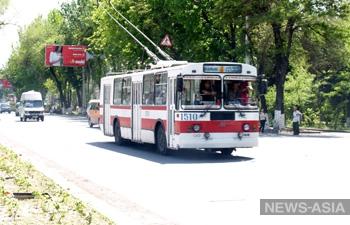 «Вы дурно пахнете» - в Бишкеке пенсионерку выгнали из троллейбуса