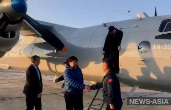Премьер-министр Кыргызстана прибыл на место приграничного конфликта