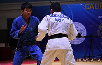 В Кыргызстане пройдет молодежный Кубок Азии по дзюдо