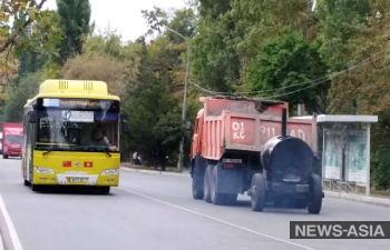 Общественный транспорт Бишкека проверят после гибели под колесами автобуса школьника