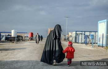 Таджикистан готовится забрать из Сирии более 5 сотен женщин и детей