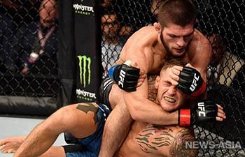 Первый турнир UFC в Узбекистане планируется провести в 2020-2021 годах