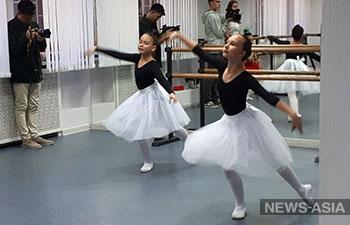 Кусочек грации: в Бишкеке отметили Всемирный День балета