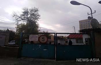 Жители Бишкека обвиняют мэрию в содействии рейдерам (обновлено)