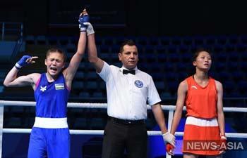 Узбекистанцы стали сильнейшими на юниорском чемпионате Азии по боксу