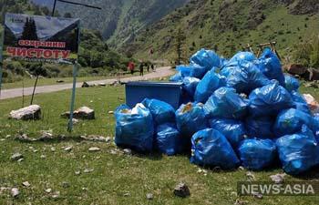 Жителей Кыргызстана отучат мусорить через штрафы и общественные работы
