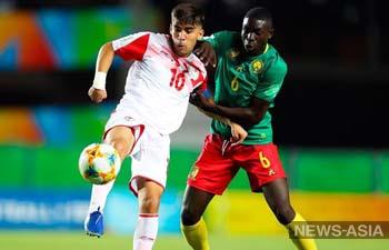 Футболисты Таджикистана стартовали с победы на Чемпионате мира в Бразилии