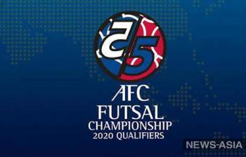 Футзалисты Таджикистана и Узбекистана вышли в финал Чемпионата Азии - 2020