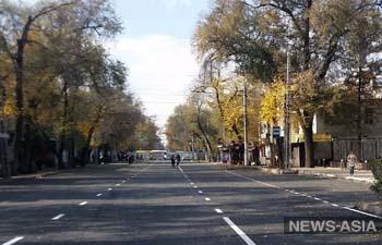 В Бишкеке открывают для проезда улицу Московскую - пробок станет меньше