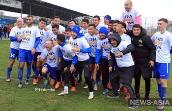В Кыргызстане определились сильнейшие футбольные клубы